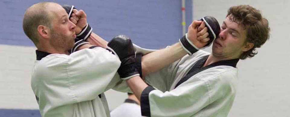 Wing Chun Stoot